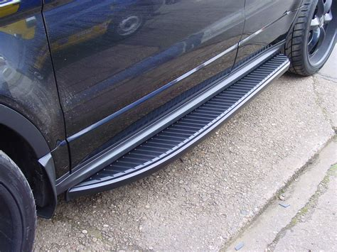range rover side steps land rover and range rover side steps and accessories