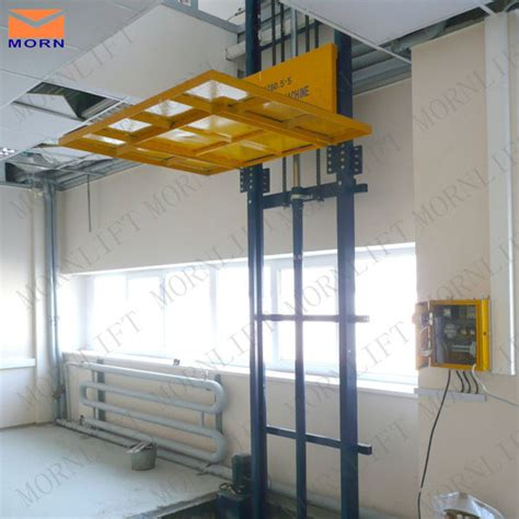 Cargo Lift Lift Barang Elevator