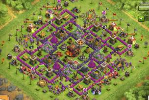 11 clash of clans war base layout town hall level 10 11 clash of clans