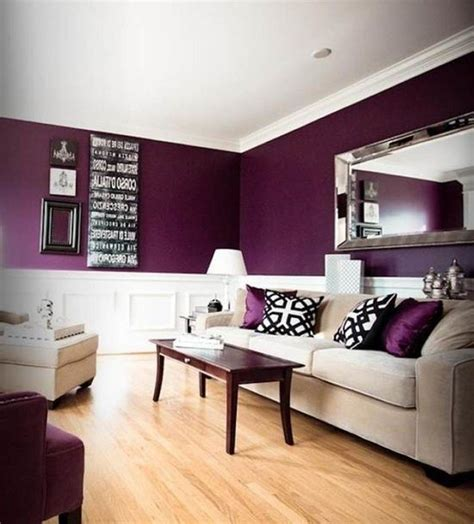 Purple Colour Combination For Living Room - what color go with purple for house check it out