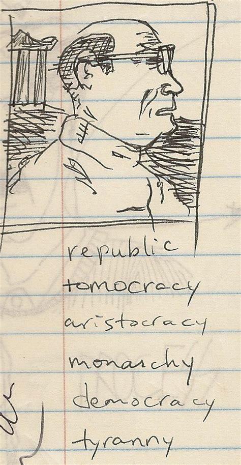 doodle democracy artlung professor pidgeon 02 feb 2011