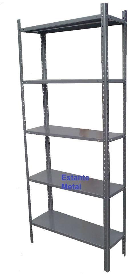 estante y anaquel estante anaquel metalico de 5 niveles armado gratis