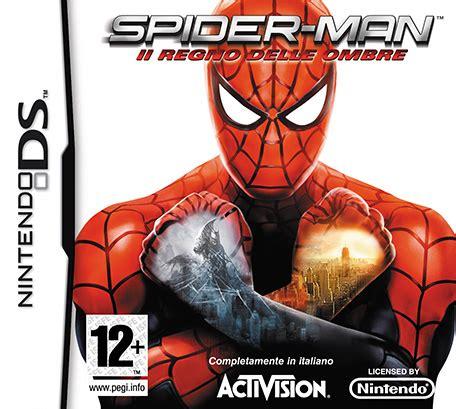 spider man: il regno delle ombre | nintendo ds | giochi