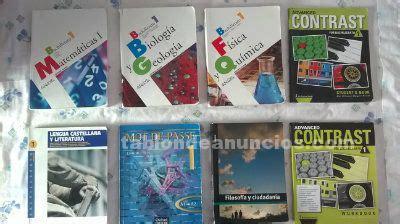 contrast 1 bach sb 9963485154 tablondeanuncios com anuncios libros de texto en sevilla venta de libros de texto de segunda