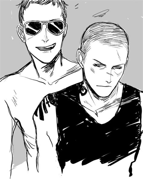Ronan and ????? from The Dream Thieves! (written...
