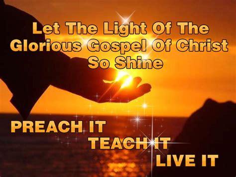 news the gospel of jesus books the gospel preach it teach it live it biblical proof
