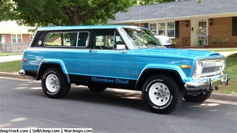 jeep chief truck 1982 jeep chief restoration modified 33