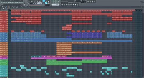 Fl Studio Trance Template By Stonevalley Fast Distance Myloops Studio Template