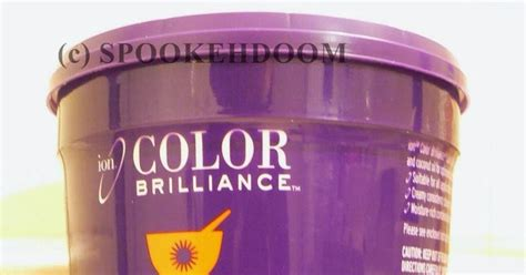 ion color brilliance powder lightener spookehdoom review ion color brilliance powder lightener