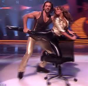 Judges Chair Dancing On Ice 2013 Samia Ghadie Leaves Dancing On Ice