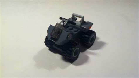 lego halo tutorial original lego halo mongoose tutorial youtube