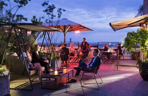 terrass restaurant bar panoramique terrass quot hotel - Terrasse Hotel