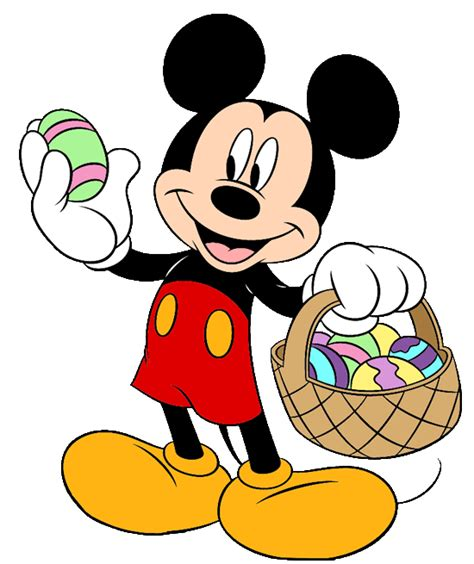 easter mickey mouse pictures clip for easter cliparts co