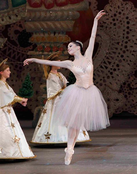 new york city ballet the nutcracker new york dancetabs