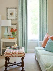 Coral Color Home Decor by Photo Page Hgtv