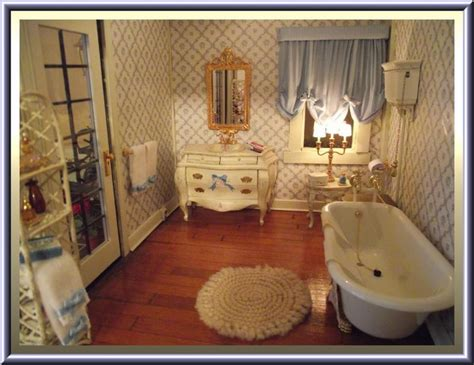 163 Best Dollhouse Bath Laundry Room Ideas Images On Pinterest Dollhouses Doll Houses And