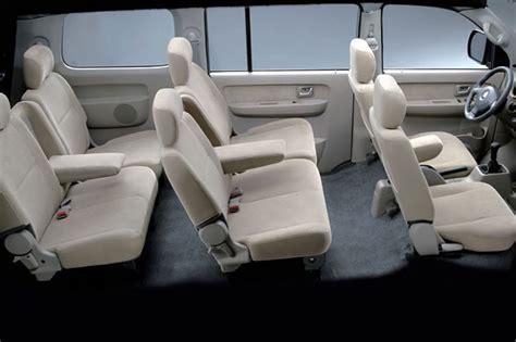 Interior Suzuki Apv by Suzuki Apv Minivan Minivan Autos Nuevos Por