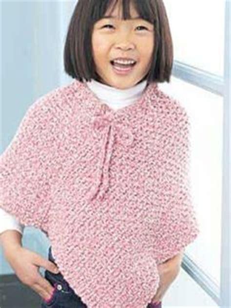 child s poncho knitting pattern knit on free knitting ravelry and free pattern