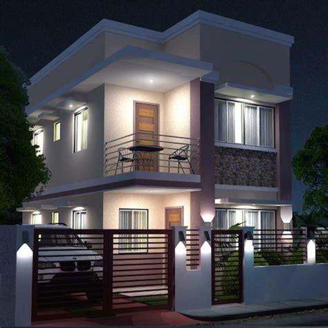 contemporary exterior designs  maximize space