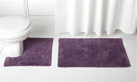 Hotel Collection Bath Mats by Grand Hotel Collection Bath Mat Set