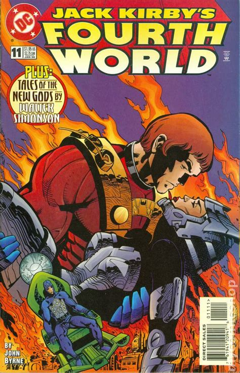 fourth world by jack jack kirby s fourth world 1997 comic books