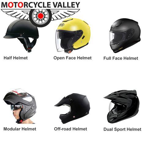 types of motocross ম টরস ইক ল হ লম ট র প রক রভ দ types of motorcycle helmets