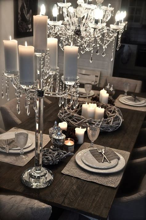 dining room tablescapes indian weddings inspirations silver tablescape repinned