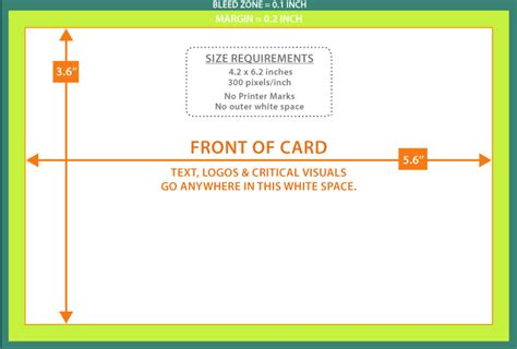 postcard size template postcard design specs moving company resources