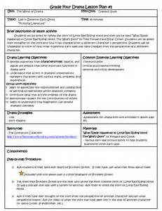 visual arts lesson plan template best photos of visual arts lesson plan template edtpa