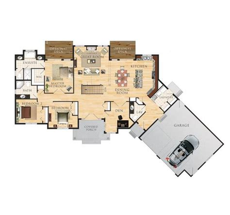 plan of the week angled garages small cottages bonus rooms and eddystone floor plan 2 000 square feet angle garage