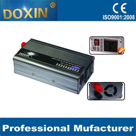 Inventer Doxin 1000w china doxin 1000w car power inverter dxp1000h photos pictures made in china
