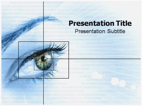 ophthalmology template ophthalmology powerpoint template bountr info