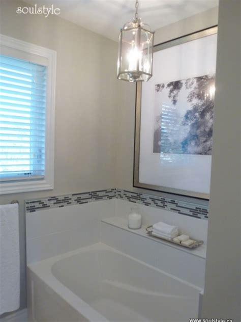 Bathtub Niche by Ensuite Bath Renovation Soulstyle