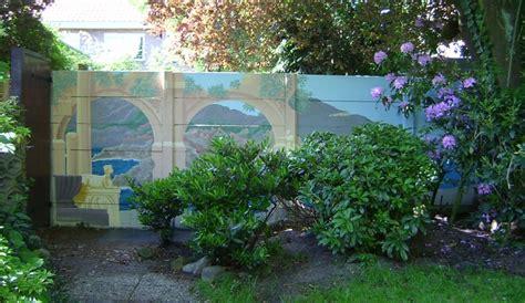 in the garden wall mural garden wall mural