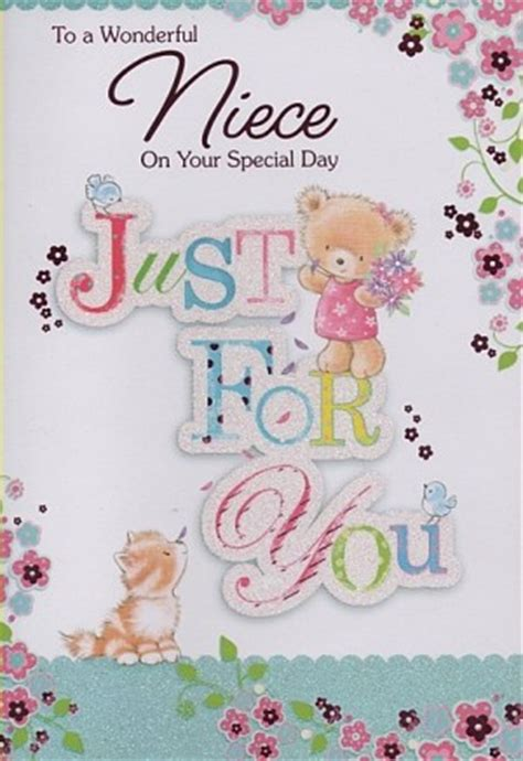 Birthday Cards For Nieces Birthday Card For Niece Quotes Quotesgram