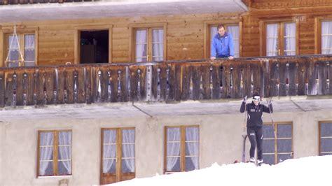 konditionstraining zu hause nordische ski wm nathalie siebenthal aus dem stall