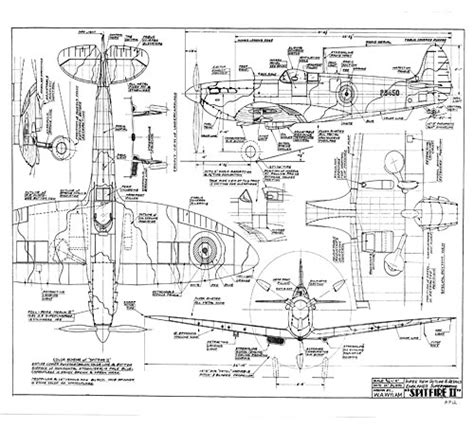 aircraft design journal elsevier supermarine spitfire free wylam drawing airplanes