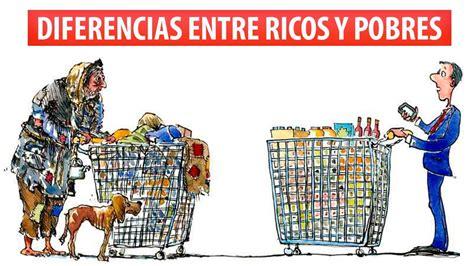 diferencia entre imagenes informativas y expresivas diferencias entre ricos y pobres que debes tener en cuenta