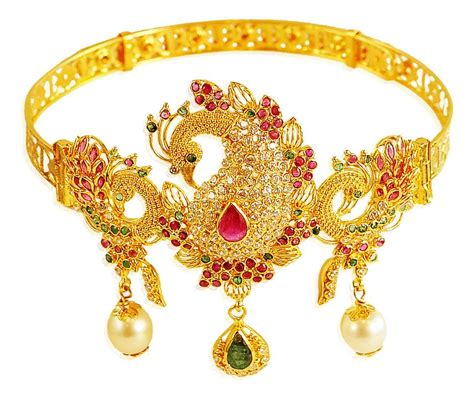 Baju Bandh Of Gold 22kt gold precious armlet msbb20101 miscellaneous gold jewelry gt gold armlet baju