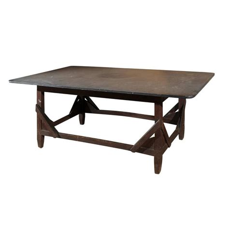 2012 granite table tops for sale id 6885018 product italian rustic table with blue stone top for sale at 1stdibs