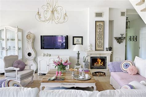 chic interior design shabby chic villa in poland 171 interior design files