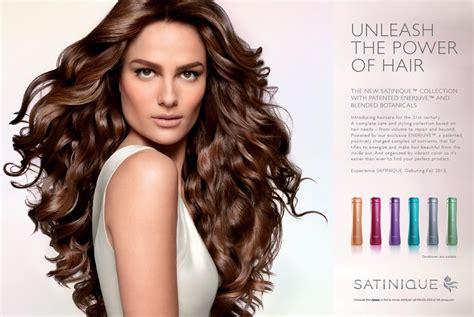 satinique unleash  power  hair satinique
