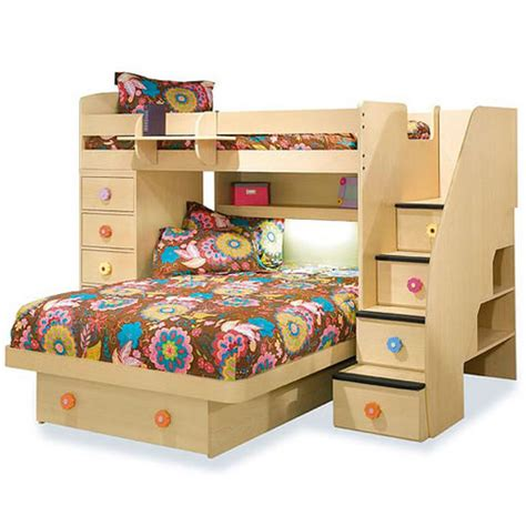 Berg Bunk Bed Berg Furniture Loft Bed With Chest And Stairs