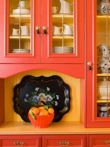 how to tone down orange cabinets add color to your kitchen cabinets interiors and paint