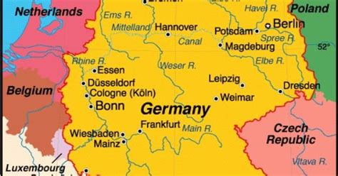 map of germany today map of germany today germany map today borders of