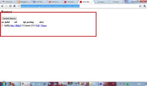 tutorial deface dengan com media tutorial deface dengan bug cms lokomedia