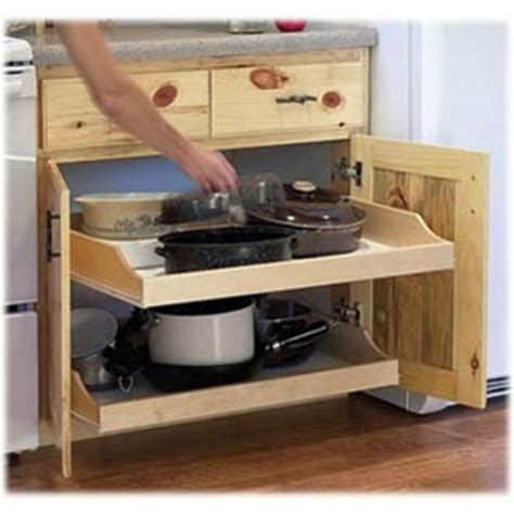 Kitchen Cabinets Pull Out Shelves | rolling shelves express quot pre assembled cabinet pull out