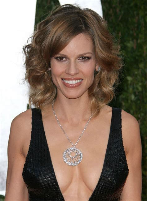 Hilary Swank Looks Great Until You Get To The by Ithuglife Is The New