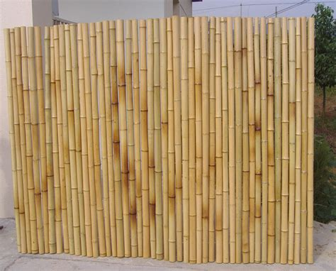 Decorative Shelves Home Depot by Rolled Bamboo Fence