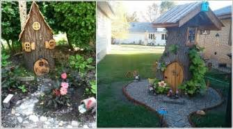 Make Garden Bench 10 Absolutely Wonderful Tree Stump Landscaping And Decor Ideas